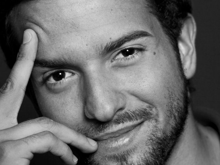 Celebrities - Pablo Alborán